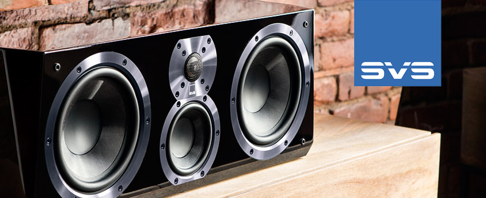SVS High End Speakers and Subwoofers at Abt