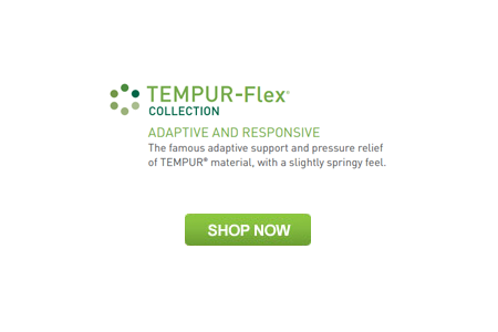 Tempur-Pedic Tempur-Flex Mattress Collection