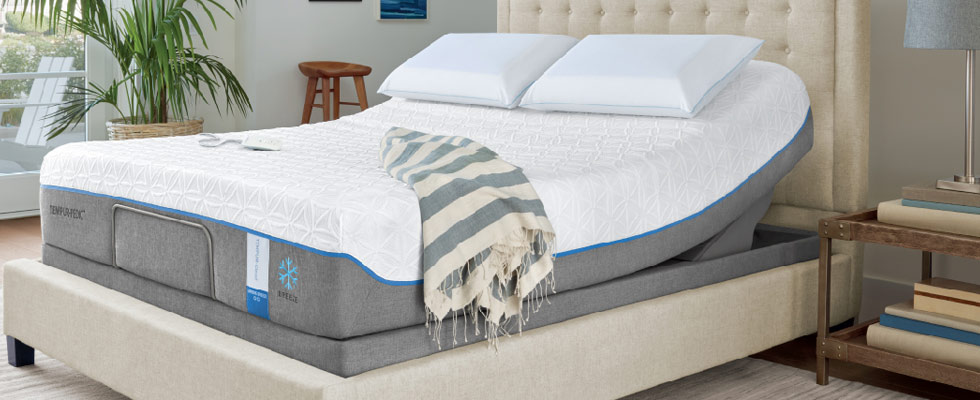 Tempur-Pedic® Mattresses, Pillows, & More
