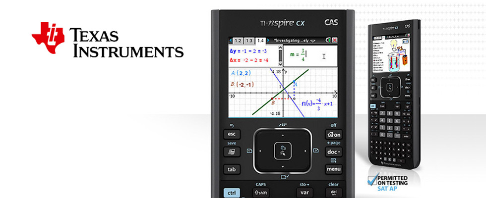 Texas Instruments Calculators at Abt