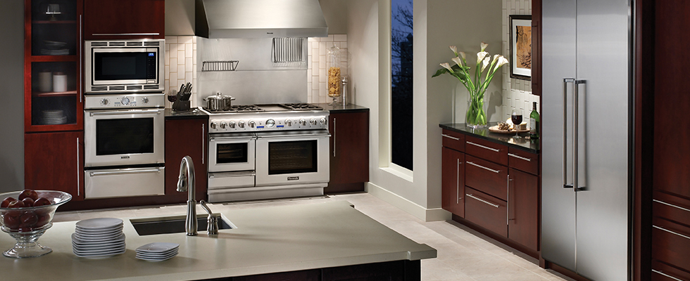 Thermador Gas Stoves & Professional Ranges, Refrigerators & More | Abt