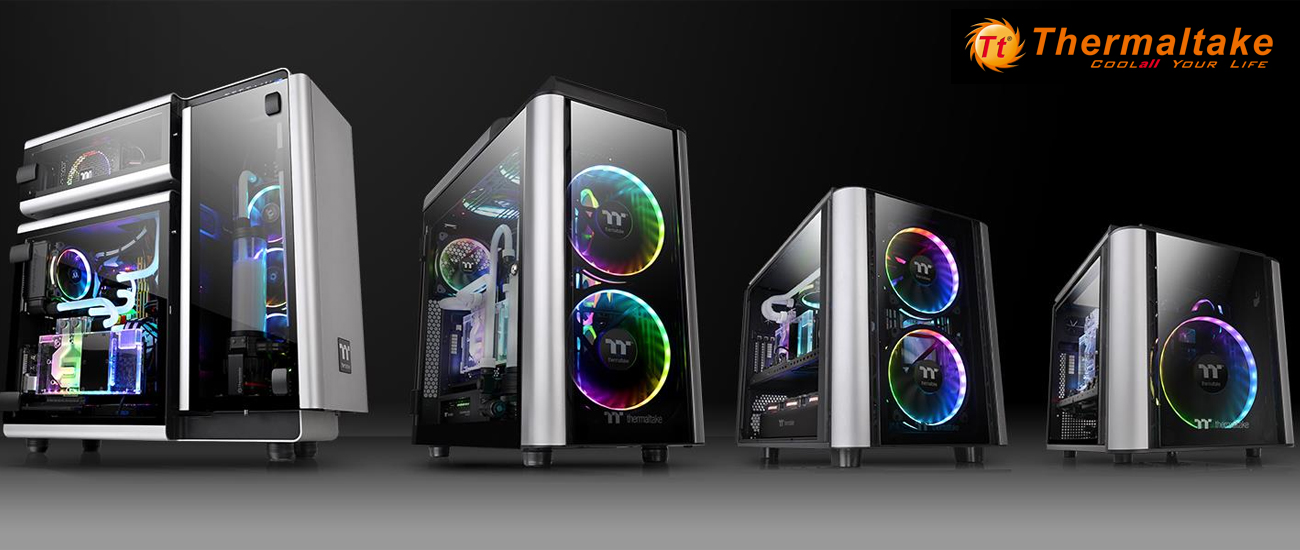 Thermaltake PC Thermal Management Products at Abt