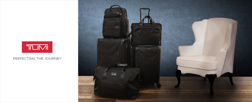 Tumi Alpha Luggage at Abt