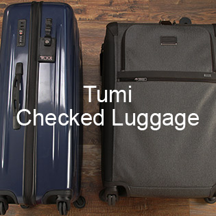 Shop Tumi Checked Luggage