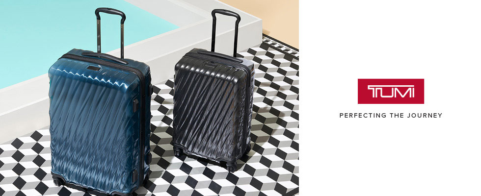 Tumi 19 Degree Polycarbonate International Luggage at Abt