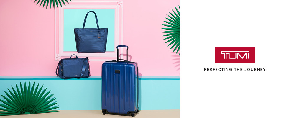 Tumi Voyageur Cadet Luggage at Abt