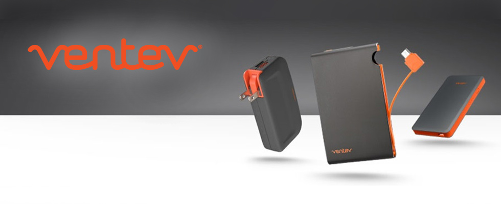 Take Charge of you Life with Ventev Chargers at Abt