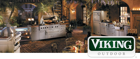 Viking Outdoor Grill Products