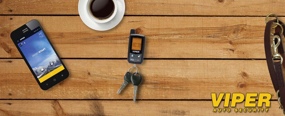 Viper Alarm, SmartStart & Remote Car Starters