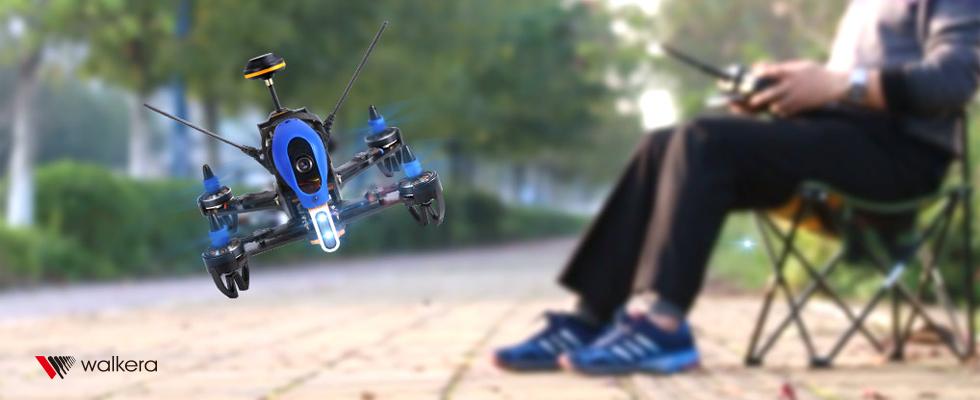 Walkera Racing Drones at Abt