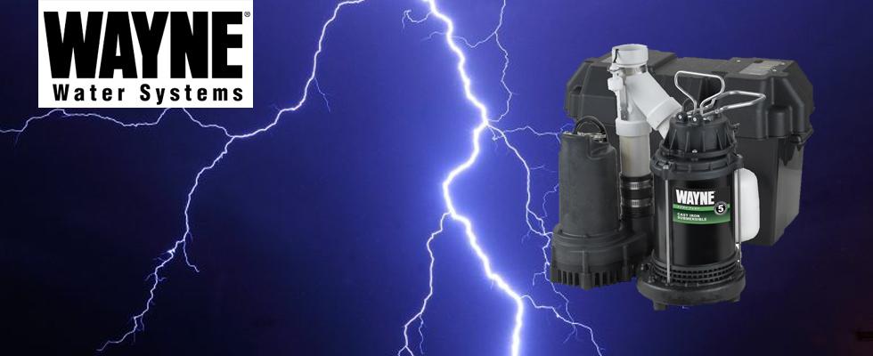 Wayne Sump Pumps & Water Pumps at Abt