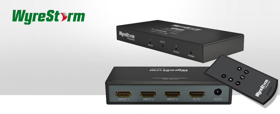 WyreStorm HD Distribution and Control Solution Products at Abt