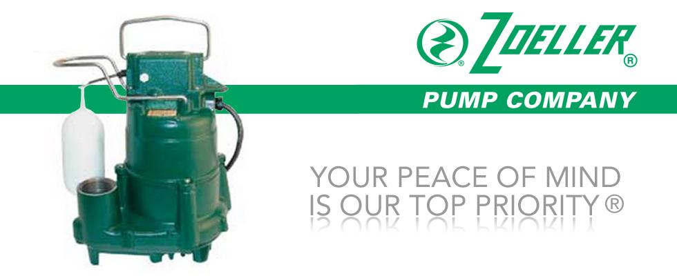 Zoeller Pump Company Sump Pumps at Abt