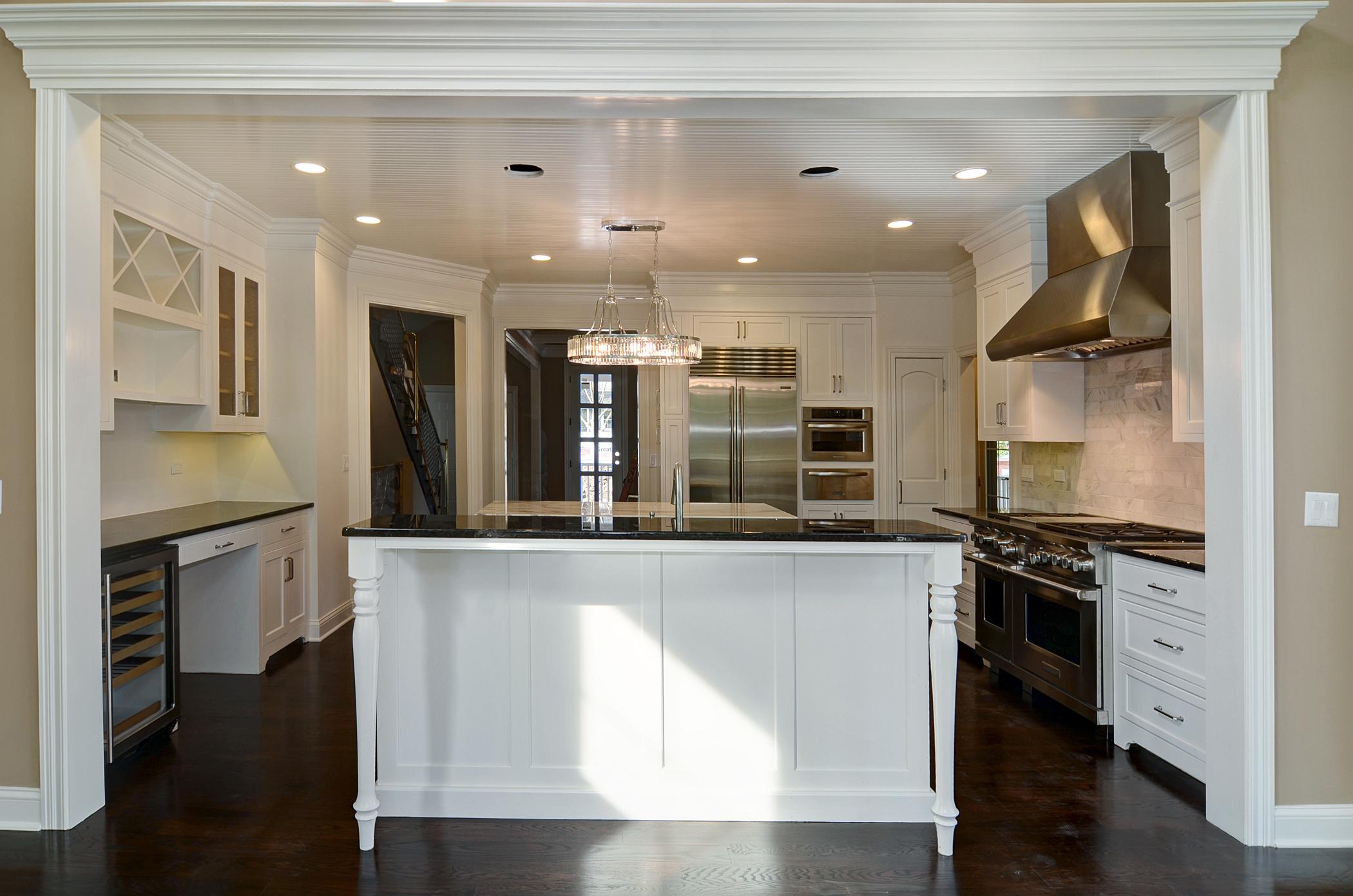 Rite-Way Kitchen with Breakfast Bar