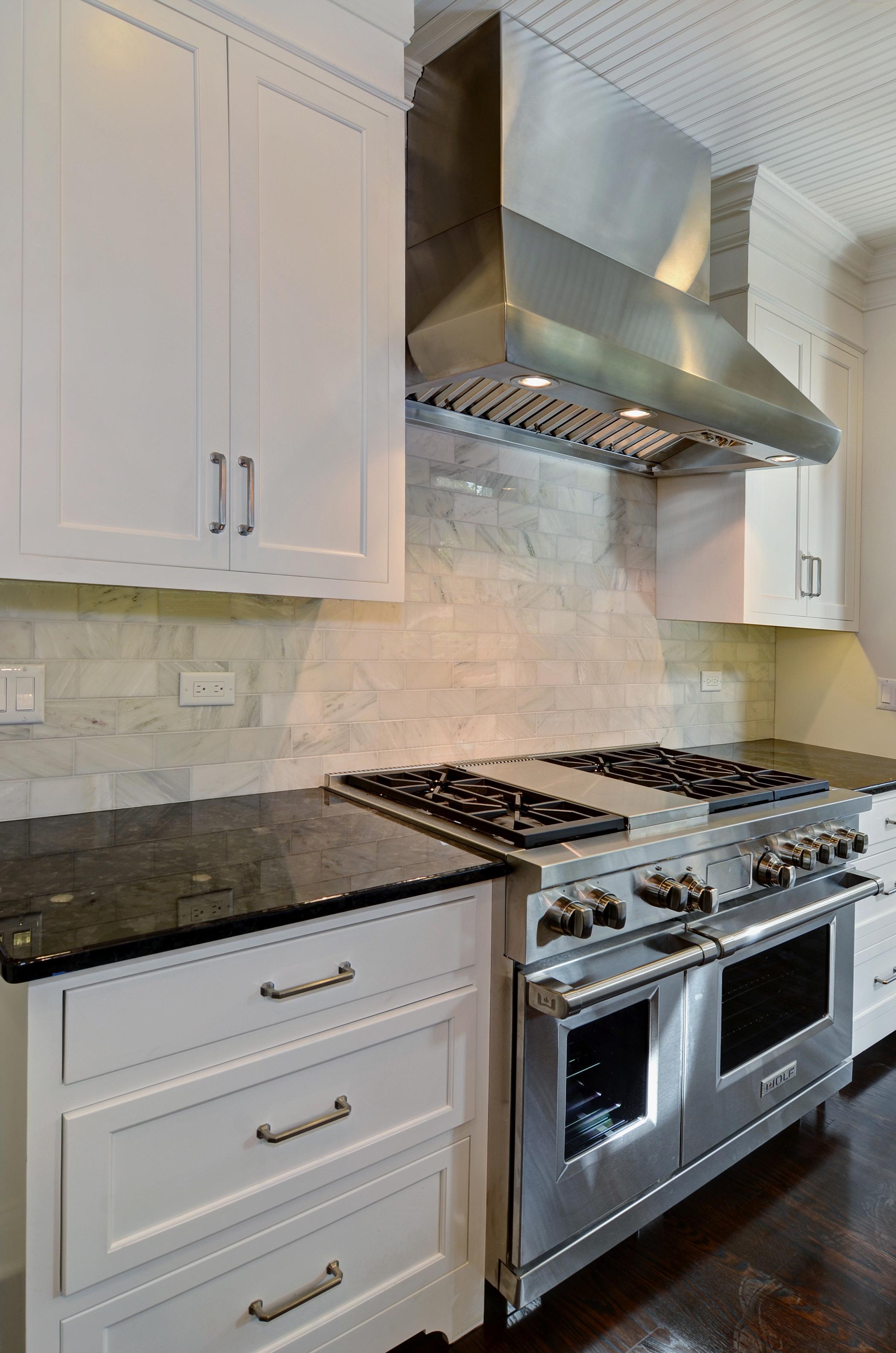 Rite-Way Kitchen Range and Hood