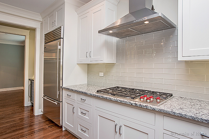 Rite-Way Kitchen Gas Cooktop and Hood