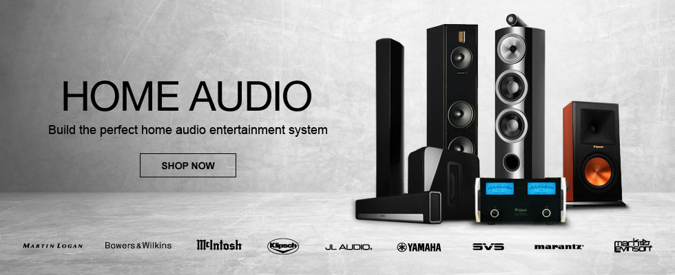Build The Perfect Home Audio Entertainment System