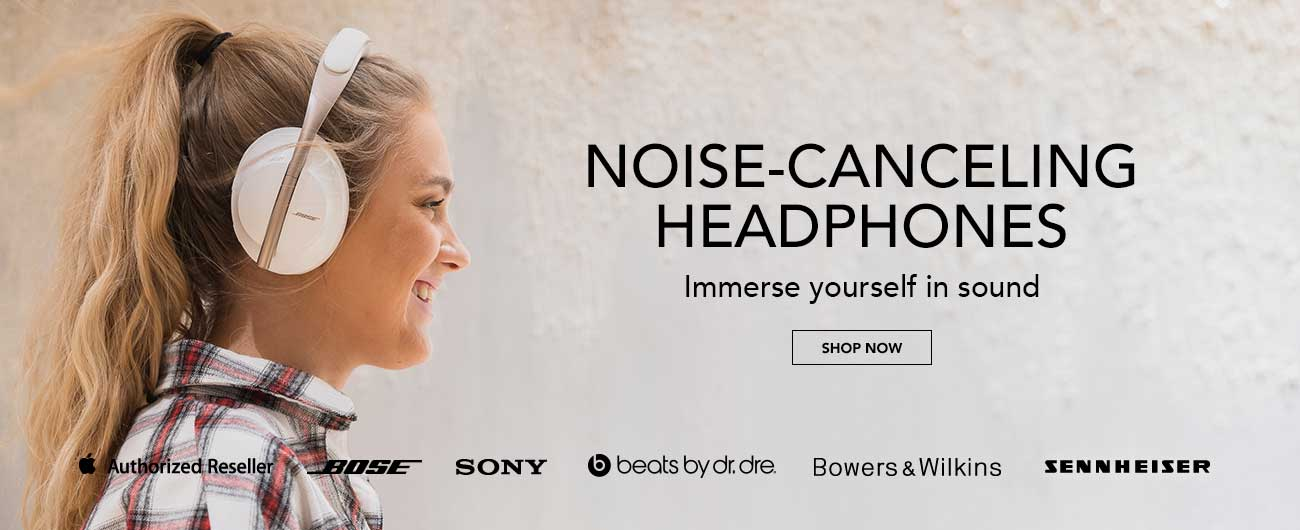 Noise-Canceling Headphones - Immerse Yourself In Sound