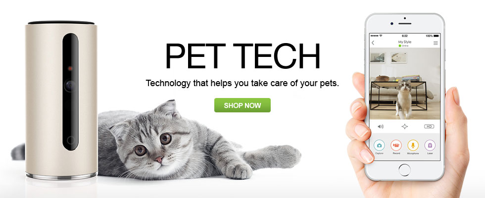 Pet Tech - Technology That Helps You Take Care Of Your Pets
