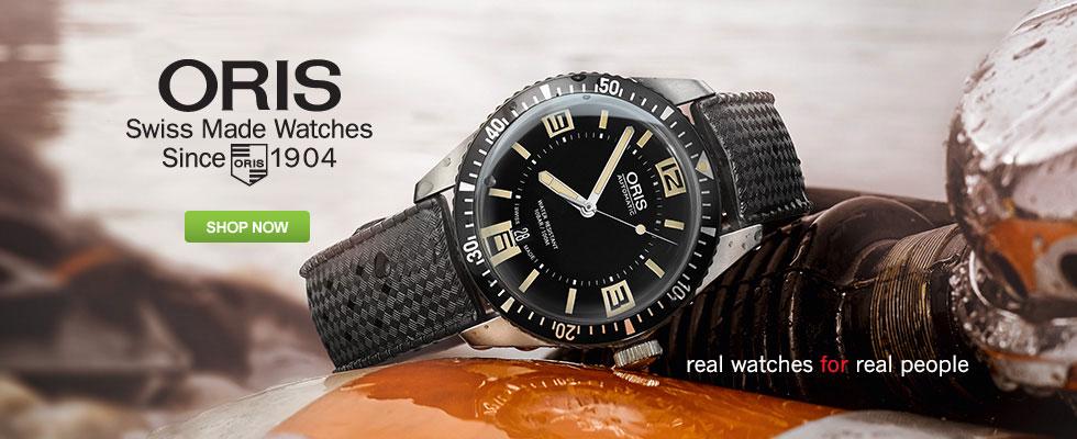 Oris - Swiss Made Watches