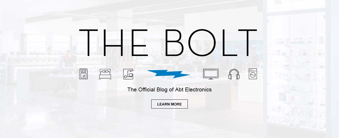 The Bolt - The Official Blog Of Abt Electronics