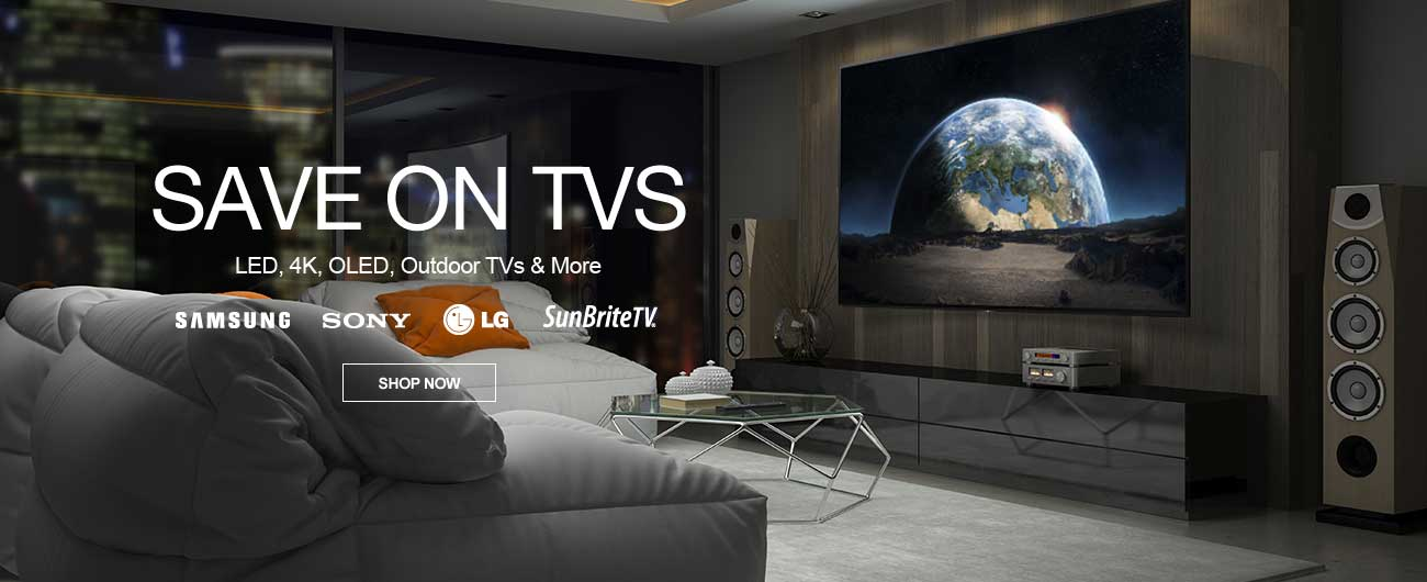 Save On HDTVs