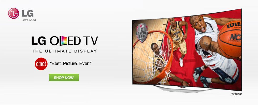 LG OLED TV - The Ultimate Display
