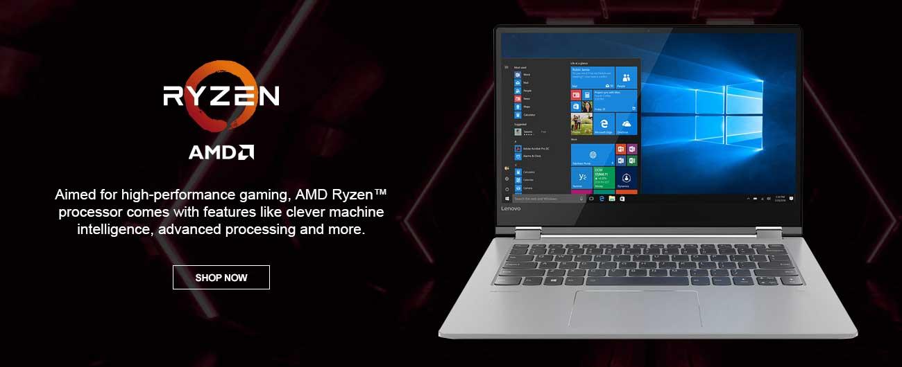AMD Ryzen Processor Gaming Computers