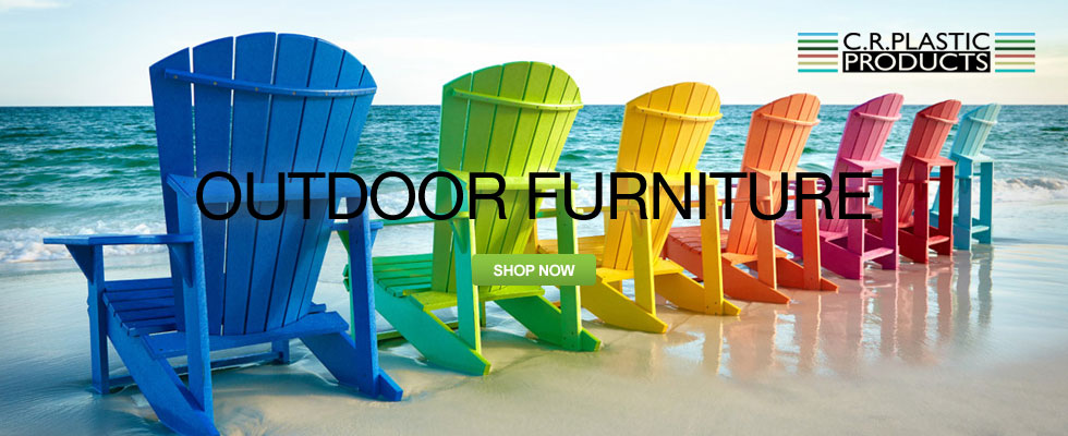 Outdoor Furniture - C.R. Plastic Products