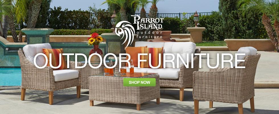 Parrot Island Outdoor Furniture