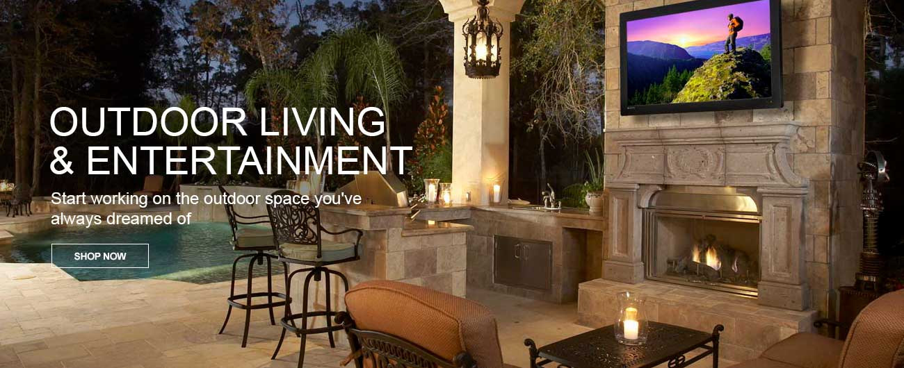 Outdoor Living - Start Working On The Outdoor Space You've Always Dreamed Of