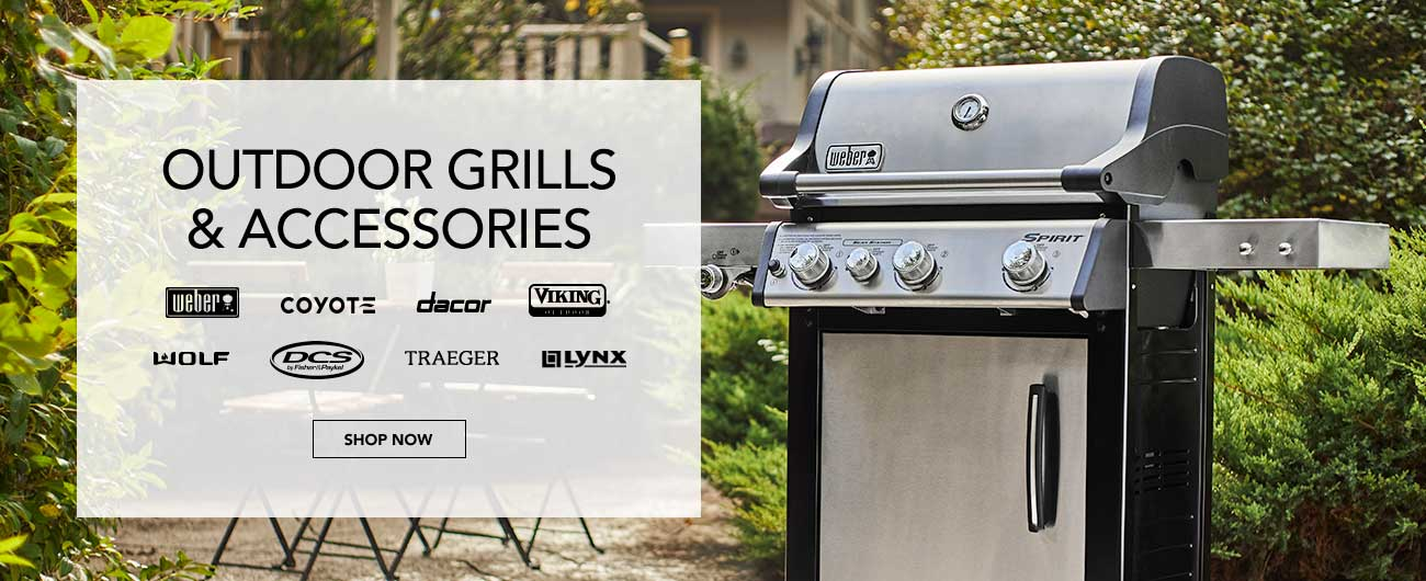 Outdoor Grills And Accessories - Shop Now