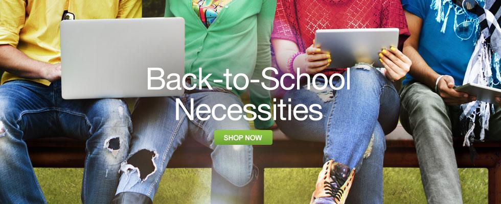 Back To School Necessities