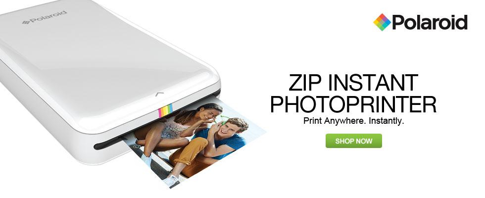 Polaroid - Zip Instant Photoprinter
