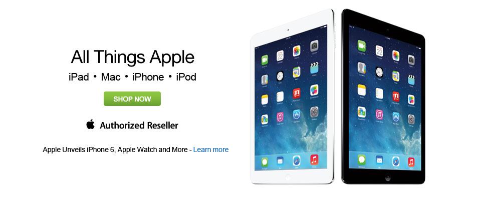 All Things Apple - iPad, Mac, iPhone & iPod