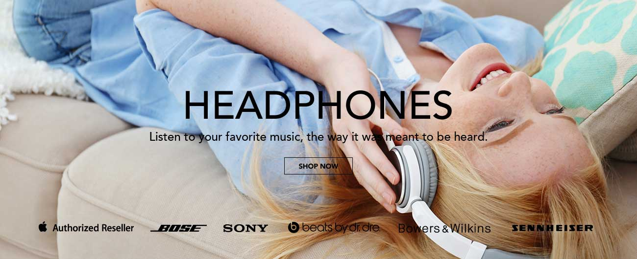 Headphones - Listen To Your Favorite Music The Way It Was Meant To Be Heard