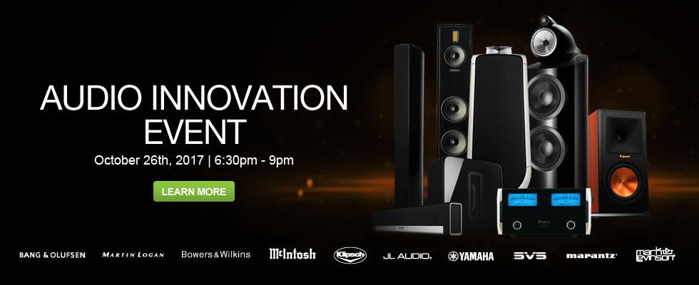 Audio Innovation Event