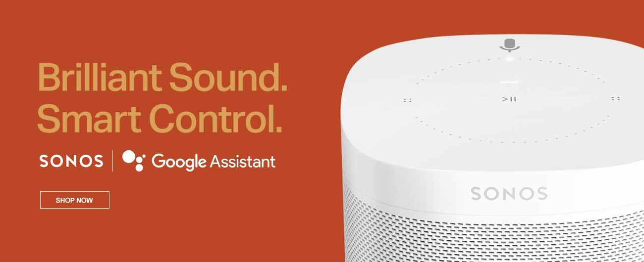 Sonos One - Brilliant Sound. Smart Control.
