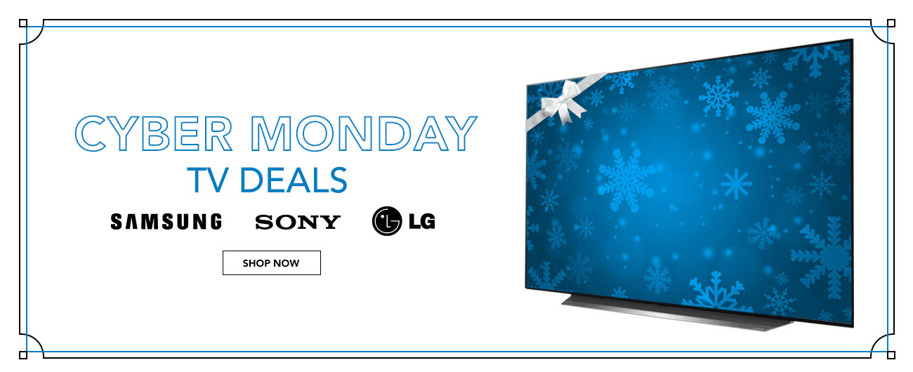 Cyber Monday - TV Deals