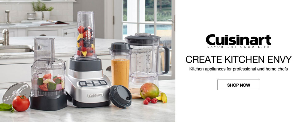 Cuisinart - Kitchen Appliances For Professional And Home Chefs
