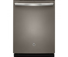 GE 24 Inch Slate Built-In Dishwasher
