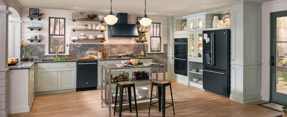 GE Kitchen Appliances - 2018