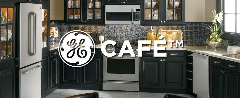 GE Café Appliances at Abt