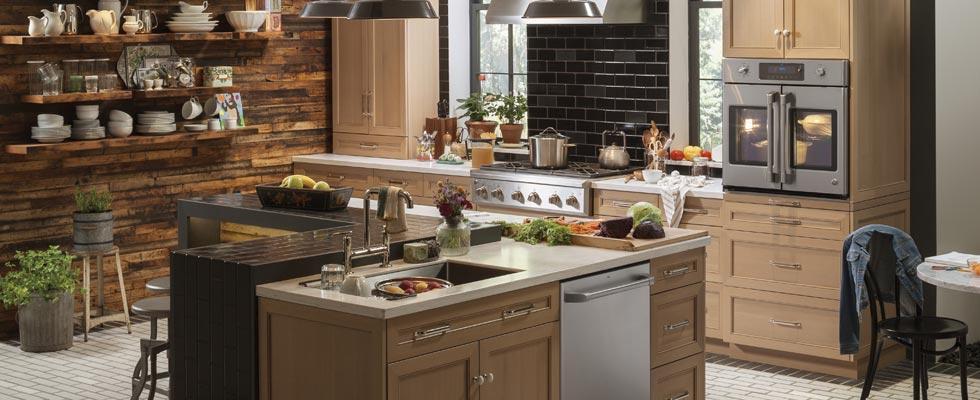 Ge Kitchen Appliances - Dishwasher & Cooktop