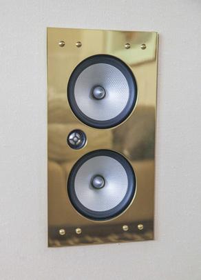 Custom A/V Speakers