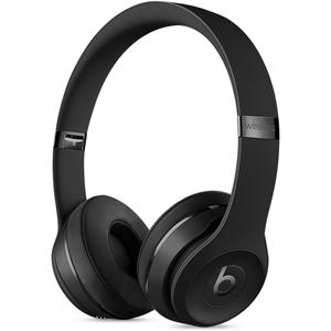 Beats By Dr. Dre Solo3 Black Wireless On-Ear Headphones - MP582LL/A