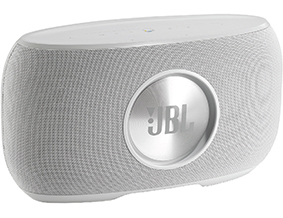 JBL Link 500 White Bluetooth Voice Activated Speaker