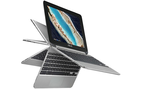 Shop this Asus Chromebook Flip C101PA Laptop