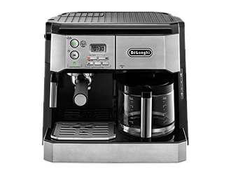 Shop the DeLonghi Combination Espresso & Coffee Maker