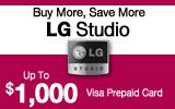 LG Studio Rebate